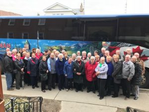 Come From Away Bus Trip